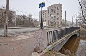 Мост Подвойского через Оккервиль