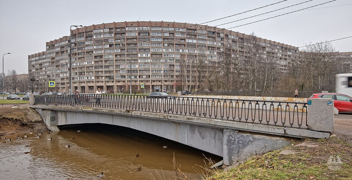 Товарищеский мост