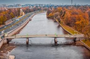 3-й Елагин мост через Большую Невку