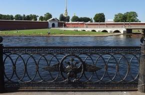 Иоанновский мост через Кронверкский пролив