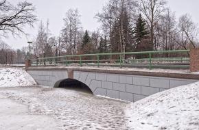 2-й Парковый мост через Чухонку