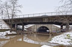 Большой Яблоновский мост через Оккервиль