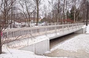 3-й Парковый мост через Чухонку