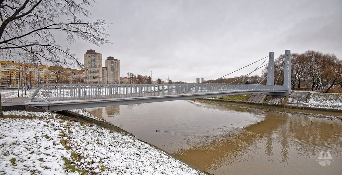 Мост по Мемориальной аллее