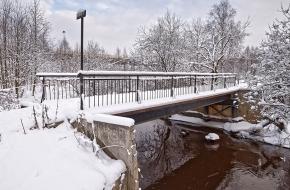Всеволожский мост через Лубью