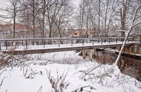 Жерновский мост через Лубью