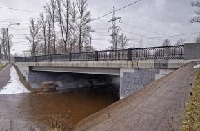 Колтушский мост через Лубью