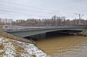 1-й Петергофский мост через Дудергофский канал