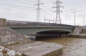 2-й Петергофский мост через Дудергофский канал