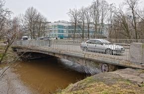 Транспортный мост через Оккервиль