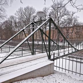 Парусный мост (Кронштадт)