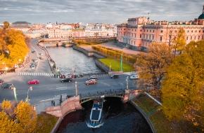 1-й Садовый мост через Мойку