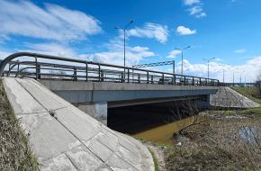 Витебский мост через Волковку