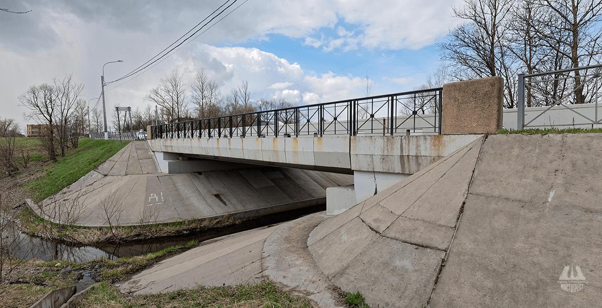 Мост на Кузьминском шоссе