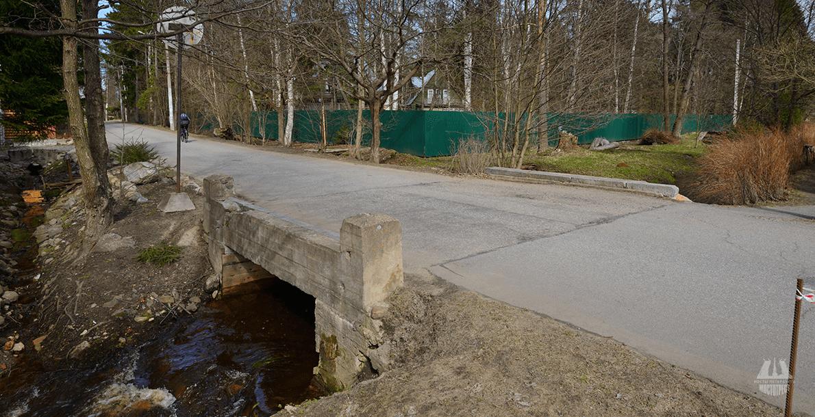 Мост на ул. Пограничной