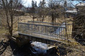 Мост №3 на ул. Центральной