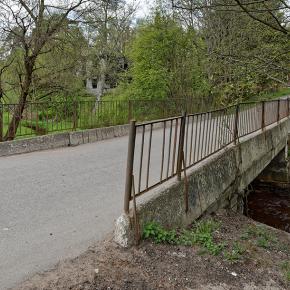 Мост по Речному пер.