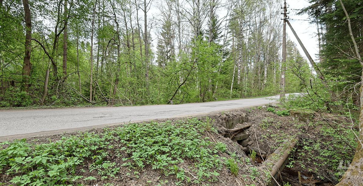 Мост по ул. Курортной