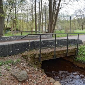 Мост по ул. Березовой