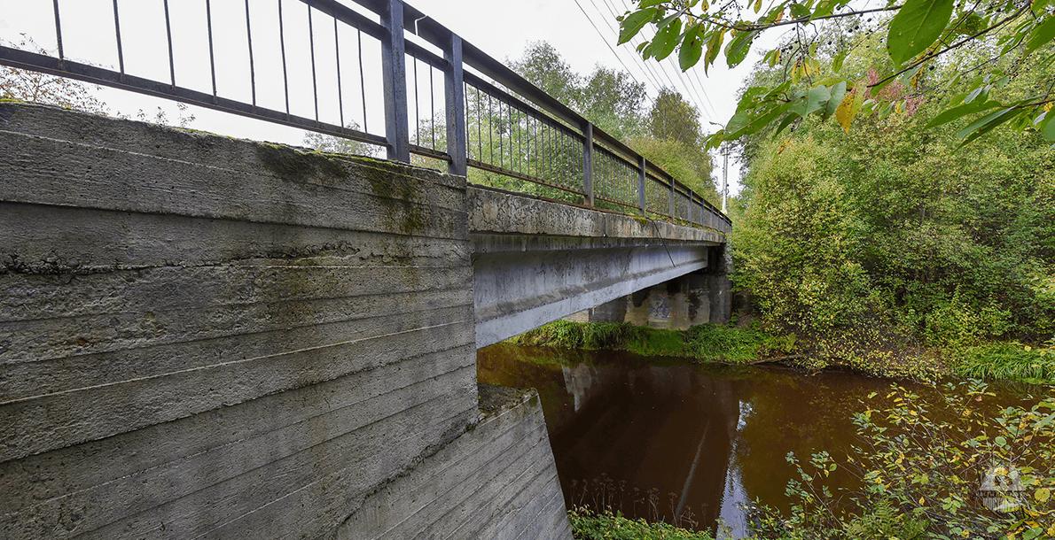 Мост по ул. Главной