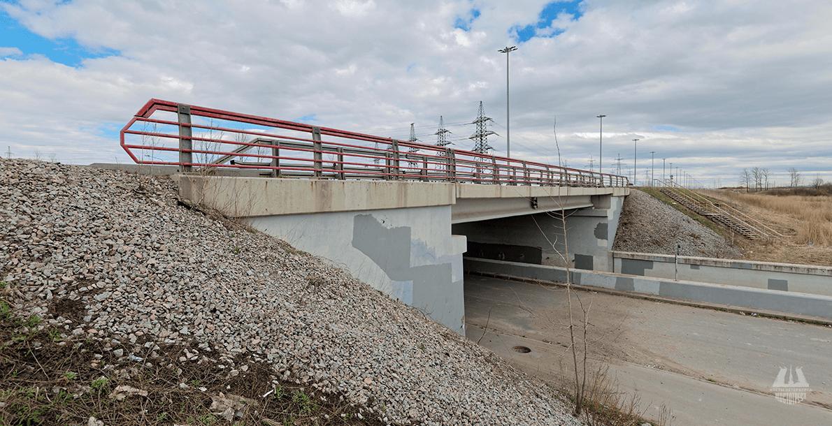 Мост по Софийской ул.