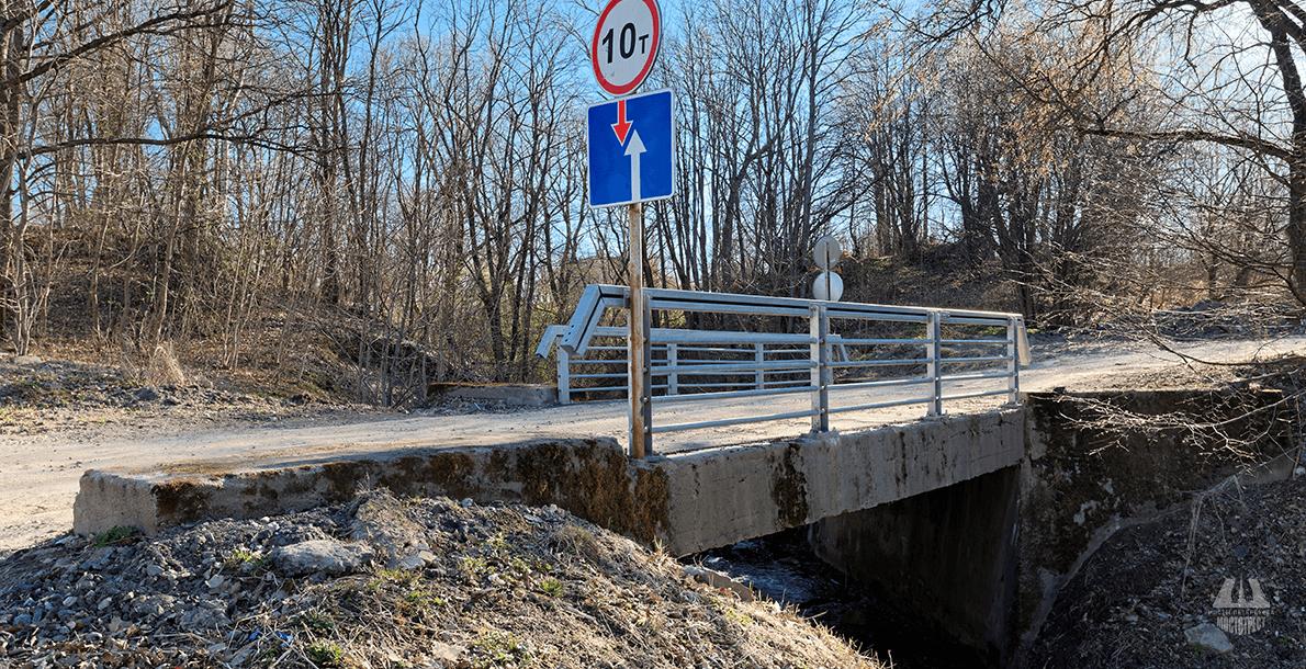 Мост на Нижней дороге