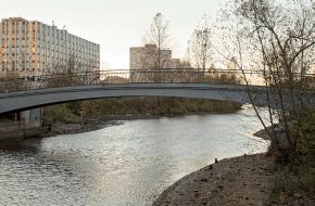 Ново-Андреевский мост через Смоленку