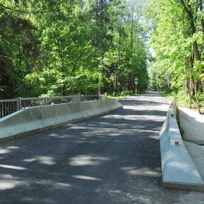 Мост по Советскому пер.