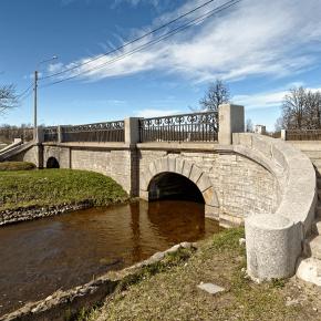 Мост по ул. Озерковой