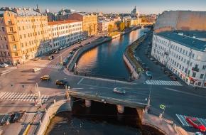 Аларчин мост через Канал Грибоедова