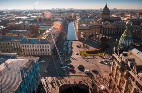 Казанский мост через Канал Грибоедова
