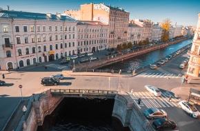 Кокушкин мост через Канал Грибоедова