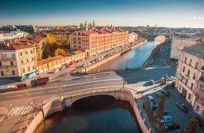 Могилевский мост через Канал Грибоедова