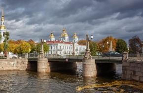 Пикалов мост через Канал Грибоедова