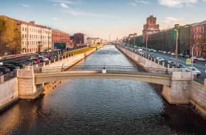 Борисов мост через Обводный канал