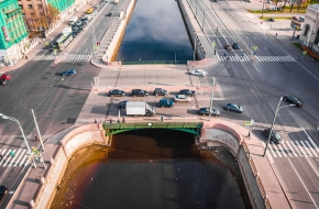 Варшавский мост через Обводный канал