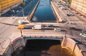 Краснооктябрьский мост через Обводный канал