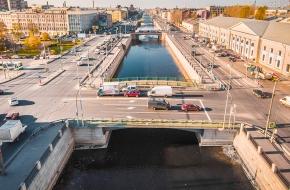 Митрофаньевский мост через Обводный канал
