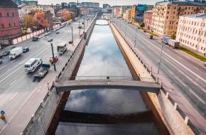 Можайский мост через Обводный канал