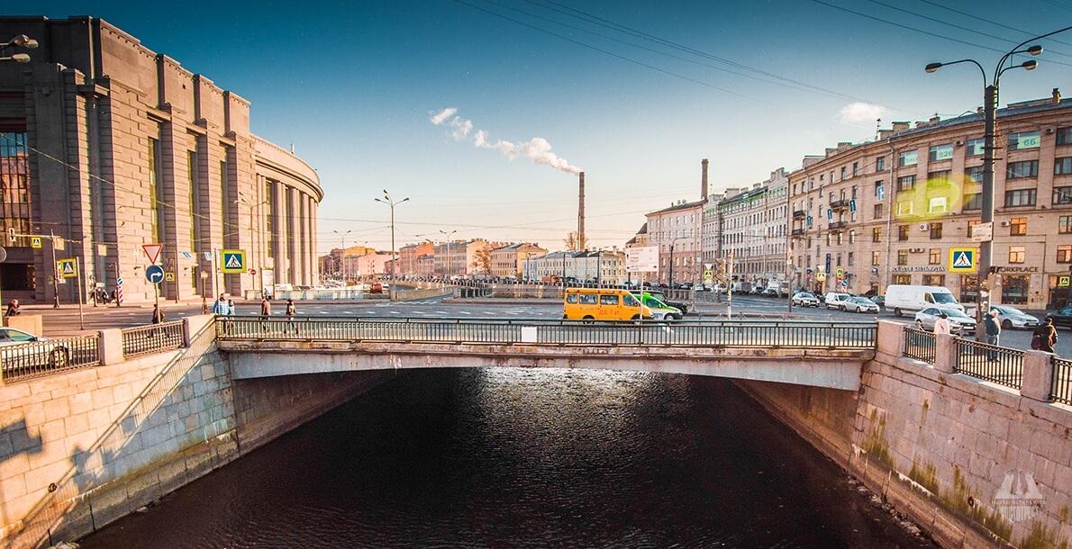Ново-Московский мост
