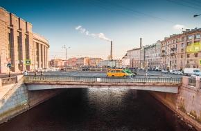 Ново-Московский мост через Обводный канал