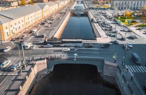 Ново-Петергофский мост через Обводный канал