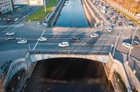 Предтеченский мост через Обводный канал