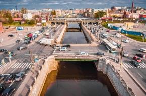 Рузовский мост через Обводный канал