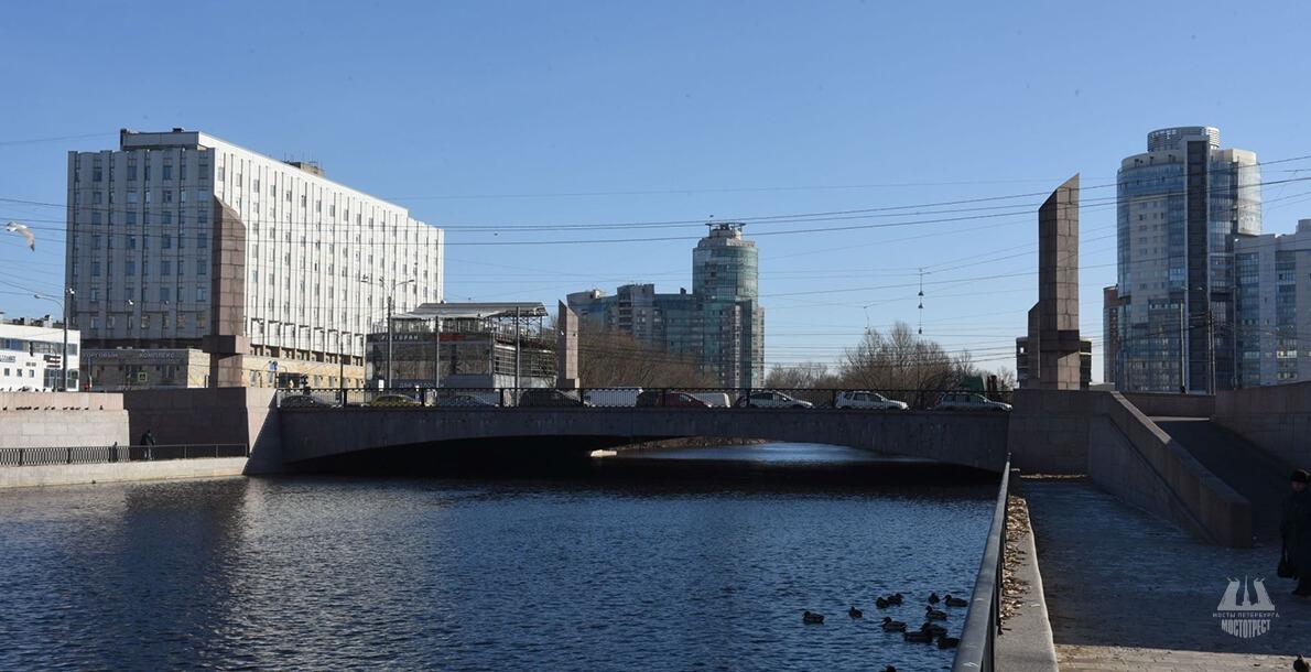 Набережная реки Смоленки
