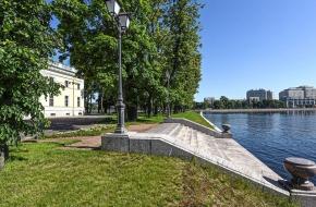 Набережная Приморского проспекта