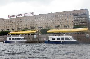 Причал «Свердловская набережная»