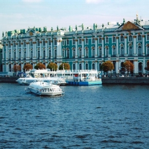 Причал «Дворцовая пристань»